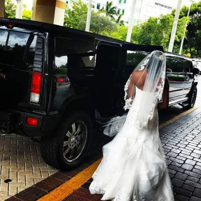 Wedding Limo Hummer