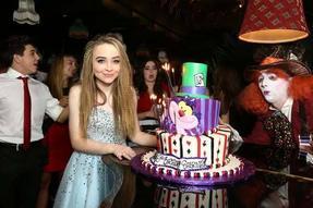 Alice In Wonderland Cake Birthday Hansens Cakes Los Angeles