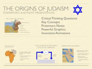 The Origins of Judaism History Presentation