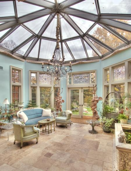 Custom Skylight Renaissance Conservatories