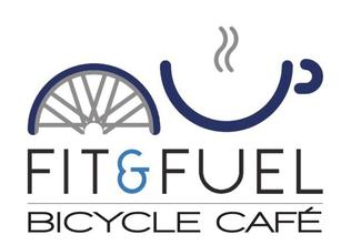 Fit and Fuel Bicycle Cafe logo