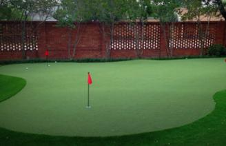 Artificial Putting Greens Dallas