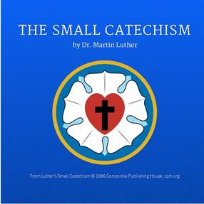 1986 Luther's Small Catechism, free PDF