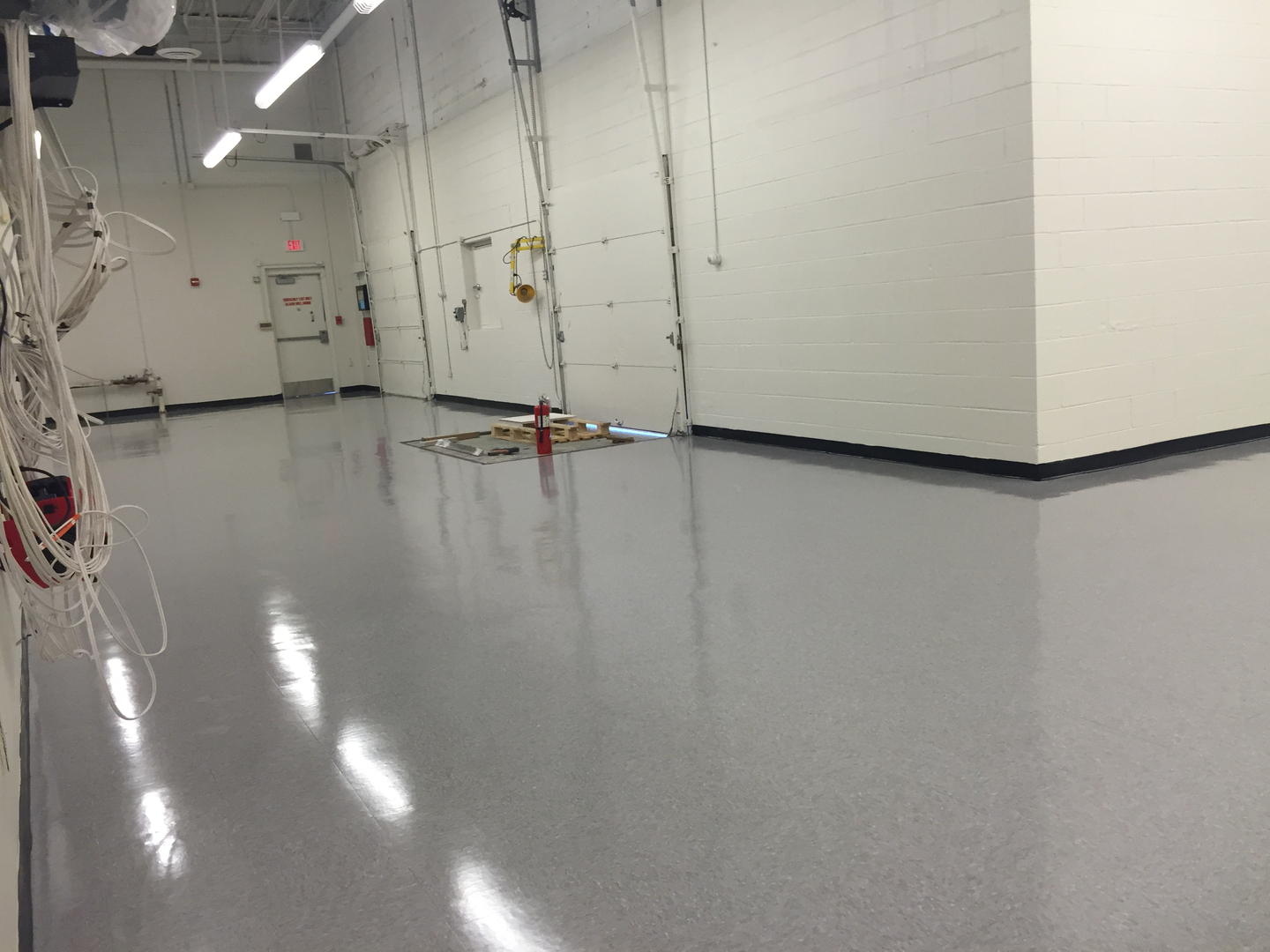 Strip And Wax Floor Buffing We Do It All