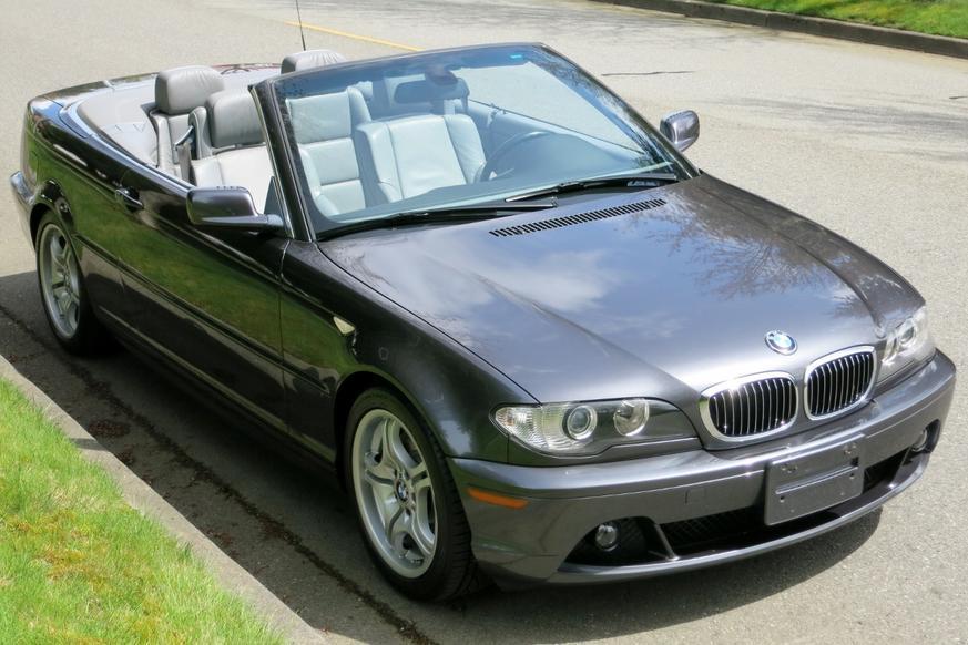 BMW Ci Convertible - 2005 convertible bmw