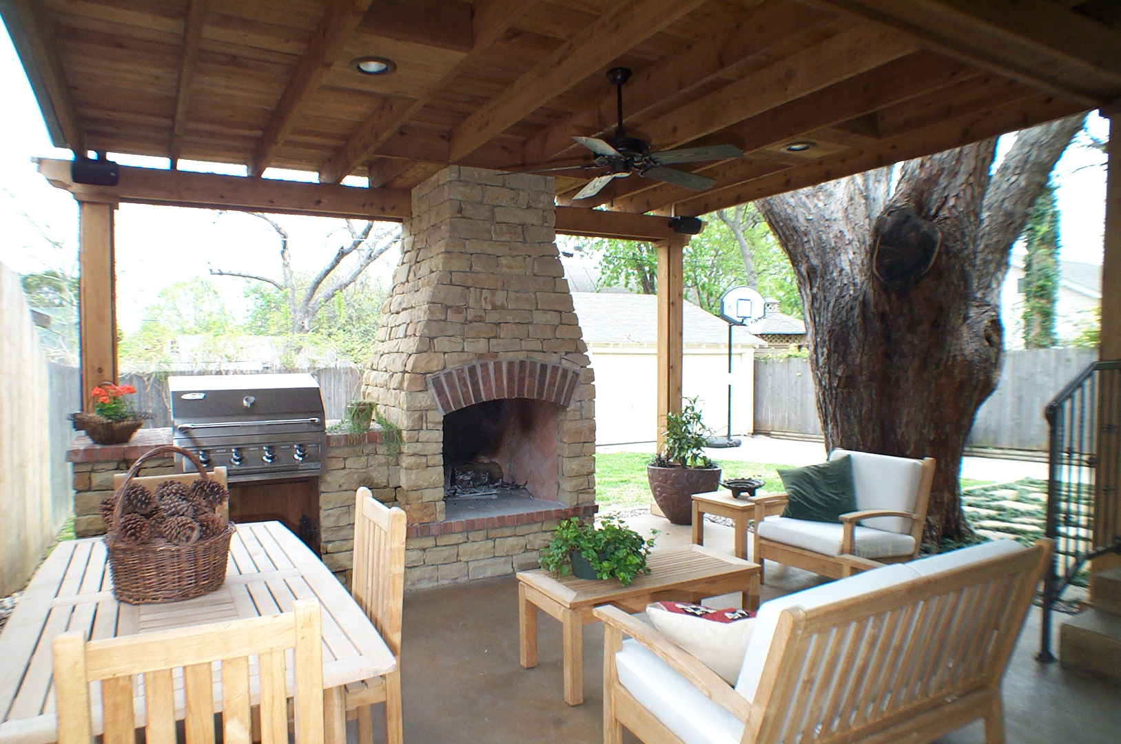 outdoor living spaces build it boys construction yelm wa