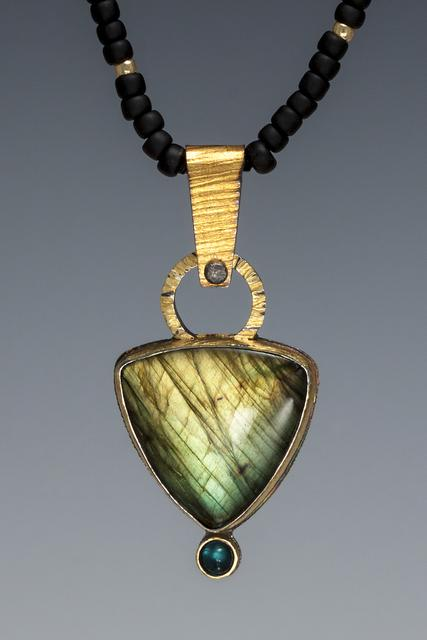 N-105 - Reflection necklace - Carol Holaday