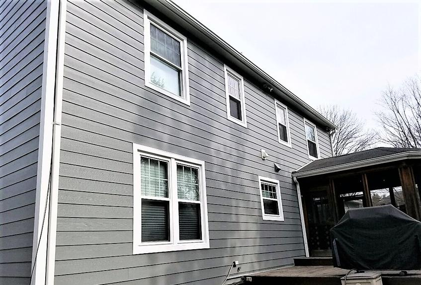 Hardie Siding and Window Contractor Potomac, MD