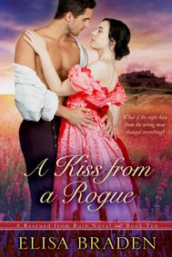 A Kiss from a Rogue (cover coming soon)