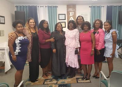Pink Sunday | Lift One Voice Entirely Ministries