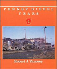Pennsy Diesel Years Volume 4