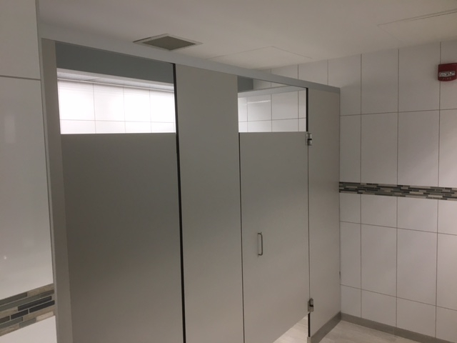 Bobrick Bathroom Partitions Property bathroom partitions | gallery | tidewater stalls & specialties