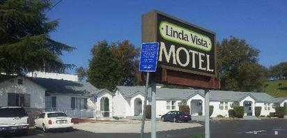 Linda Vista Motel, Quiet, Restful, Comfortable, and Secure.