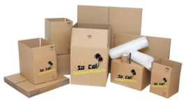 Pack A Punch Packing kits So cal Packing & Moving Co Supply Store