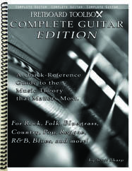 Complete Guitar Edition Fretboard Toolbox