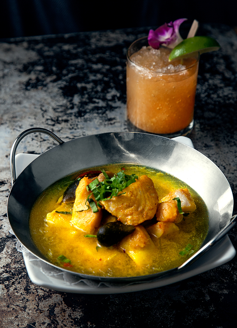 Thai Kitchen Yellow Curry Blu Orchid Thai Kitchen In Sunnyside Ny