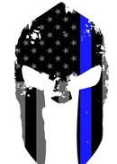 GSPCC thin blue line apparel
