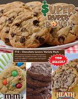 Super Duper Dough Cookie Dough Fundraiser Brochure