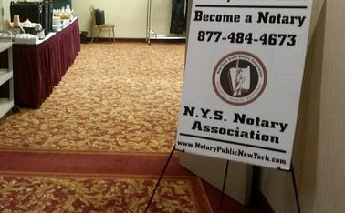 NYS Notary Public Online License Classes Notary Stamps