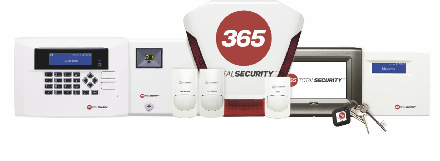 Burglar Alarm Equipment Leeds Security Systems