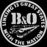 B&O Linking 13 Great States herald.