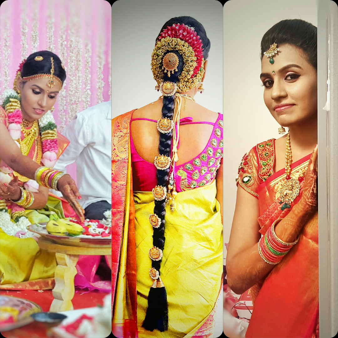 chennai wedding bridal makeup - bride makeup chennai