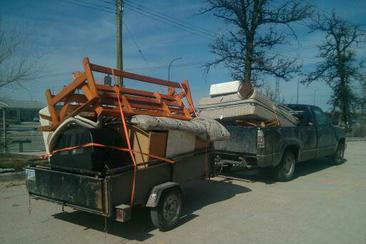 Winnipeg junk removal services