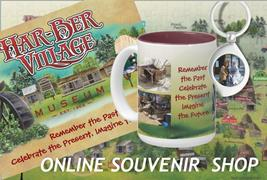 Har-Ber Village Museum online gifts and products