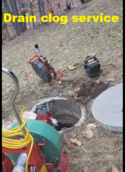 Drain clog service New Hampshire