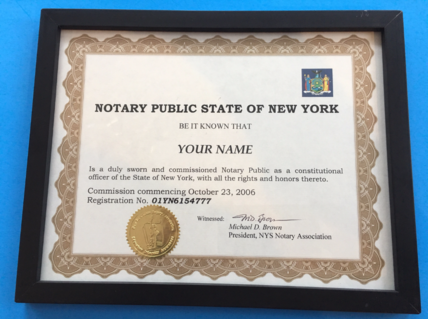 TO SEE AND PURCHASE THE COMPLETE NOTARY SUPPLIES ITEMS LIST CLICK HERE Get NY Notary Seal Embosser Supplies