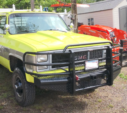 1987 toyota pickup front bumper