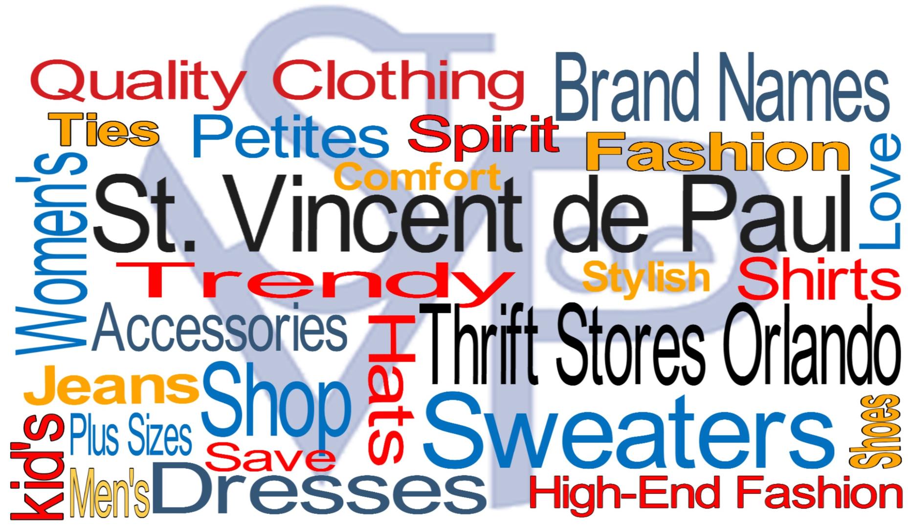 St Vincent De Paul Thrift Stores Free Donation Pick up Furniture