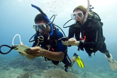 PADI Advanced Open Water Divers