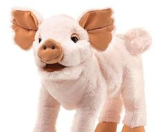 Babe style Piggy Puppet