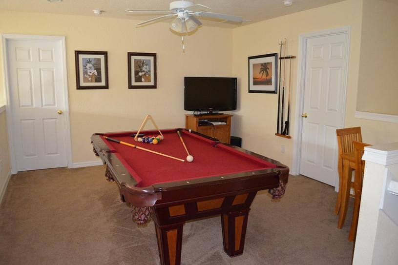 TranquilityFlorida games room