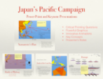 WWII: Japan's Pacific Campaign