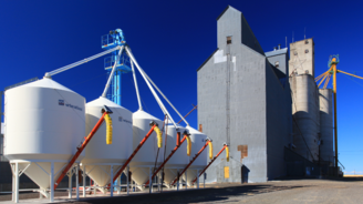 Condon Grain Elevators