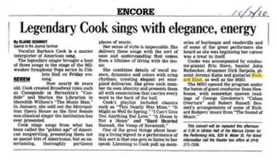 Barbara Cook Article (Zoom)