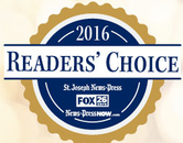 Advanced Dermatology Readers Choice St. Joe Award 2016