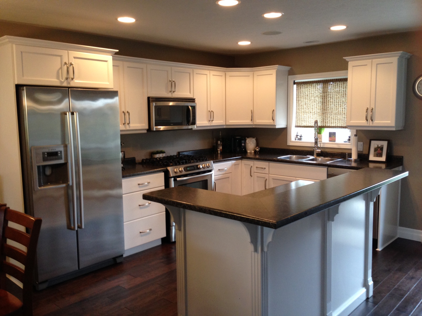spray it like new kitchens contact