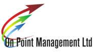 On Point Management Logo business consultants