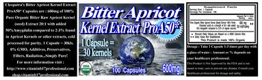 Apricot Kernel Extract ProA50