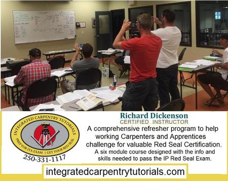 Integrated Carpentry Tutorials website