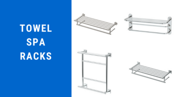 Spa Towel Racks