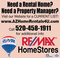 Real Estate Press, Southern Arizona, RE/MAX HomeStores