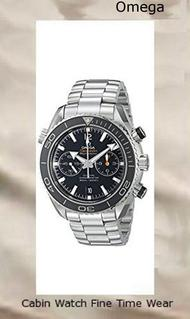Product specifications Watch Information Brand, Seller, or Collection Name Omega Model number 232.30.46.51.01.001 Part Number 232.30.46.51.01.001 Model Year 2016 Item Shape Round Dial window material type Anti reflective sapphire Display Type Analog Clasp Fold-over-clasp-with-double-push-button-safety Case material Stainless steel Case diameter 45.5 millimeters Case Thickness 19.5 millimeters Band Material Stainless steel Band length Men's Standard Band width 22 millimeters Band Color Silver Dial color Black Bezel material Stainless steel Bezel function Unidirectional Calendar Date display at the 6 o'clock position Special features Also known as 232.30.46.51.01.001 Item weight 15.84 Ounces Movement Automatic self wind Water resistant depth 600 Meters