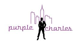 purple Charles logo
