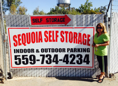 Self Storage Units Visalia 93292 Manager
