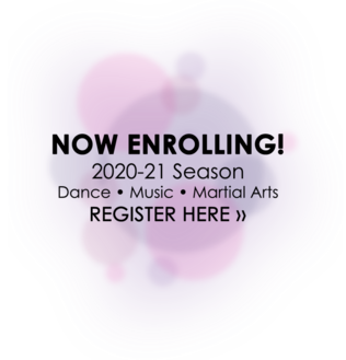 Register for classes at All About Dance