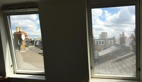 Velux Glass In London And Herts Velux Glass Fitting